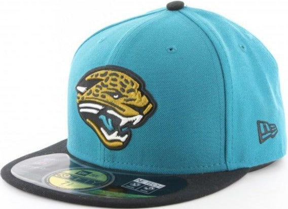 New Era Jacksonville Jaguars New Era 59Fifty NFL Fitted Cap