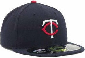 New Era Minnesota Twins MLB On-Field 59FIFTY Fitted Hat