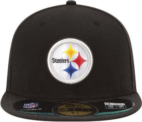 Pittsburgh Steelers New Era NFL 59Fifty Fitted Hat