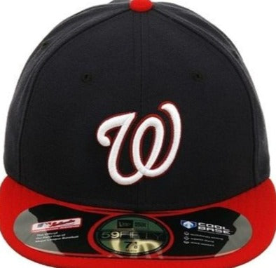 New Era Washington Nationals MLB On-Field 59FIFTY Fitted Hat
