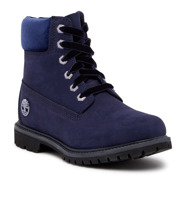 Women's Limited Release Icon 6″ Premium Velvet Waterproof Boot