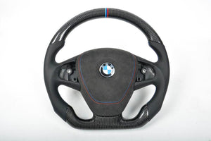 BMW 1 SERIES E82/E88/E90/E92/E93 STEERING WHEEL COVER