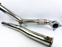 Load image into Gallery viewer, ULTIMATEBHP SEAT LEON CUPRA R 2.0T DECAT DOWNPIPE EXHAUST 3″