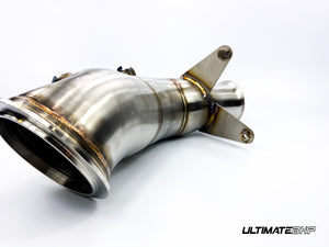 ULTIMATEBHP BMW 435i N55 DECAT DOWNPIPE EXHAUST 4″