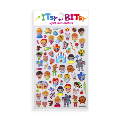 Itsy Bitsy-Fairy Tales Stickers