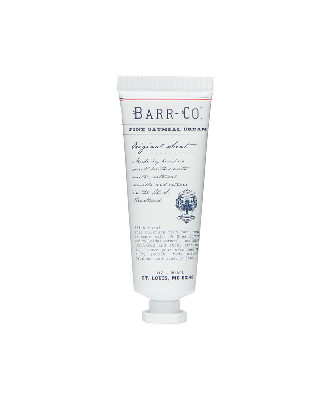 Barr-Co. Original Scent Mini Hand Cream - Indie Indie Bang! Bang!