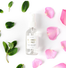 Load image into Gallery viewer, Floral Mist Spray - Rose + Peppermint - Indie Indie Bang! Bang!