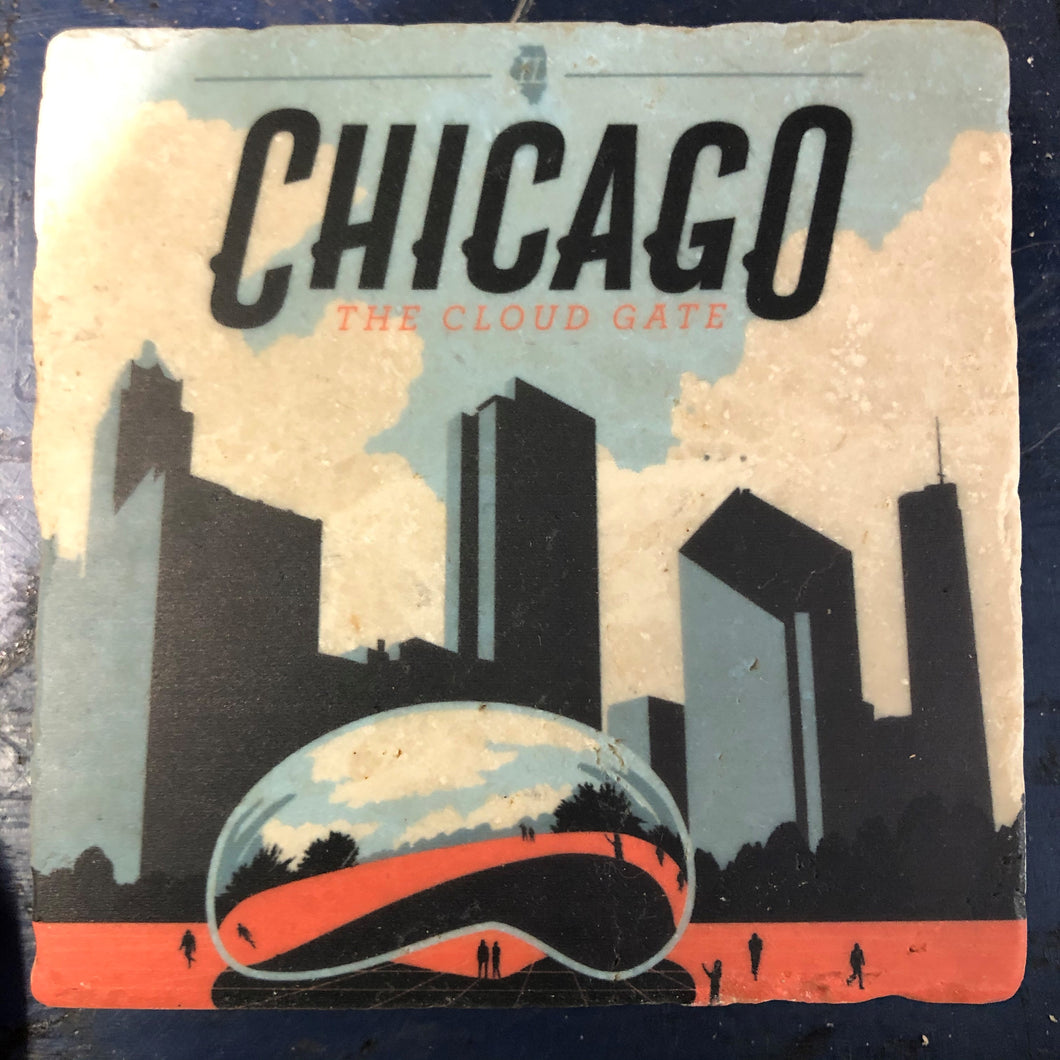 The Chicago Bean Coaster - Indie Indie Bang! Bang!