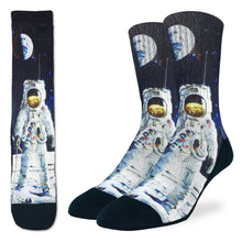 Load image into Gallery viewer, Apollo Astronaut Socks