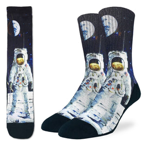 Apollo Astronaut Socks