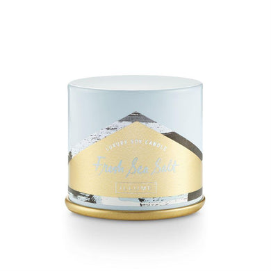 Fresh Sea Salt Demi Vanity Tin - Indie Indie Bang! Bang!