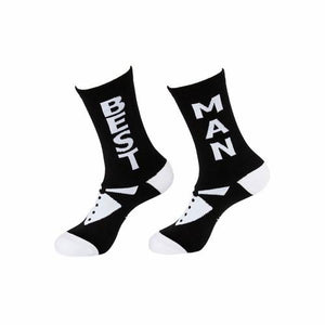 Best Man Socks - Indie Indie Bang! Bang!