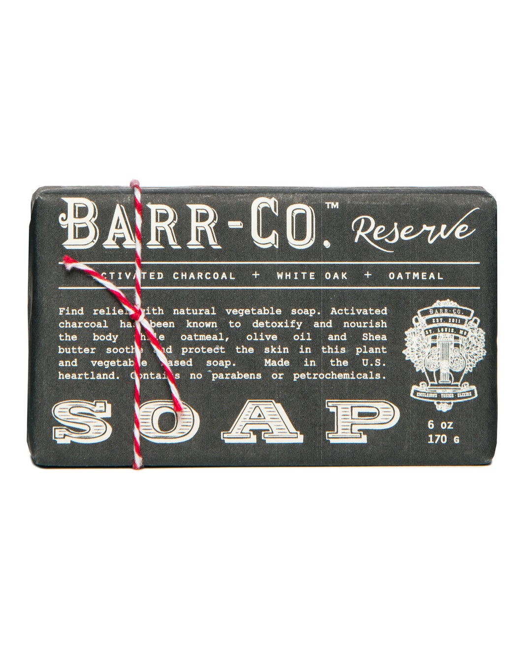 Barr-Co. RESERVE Bar Soap - Indie Indie Bang! Bang!
