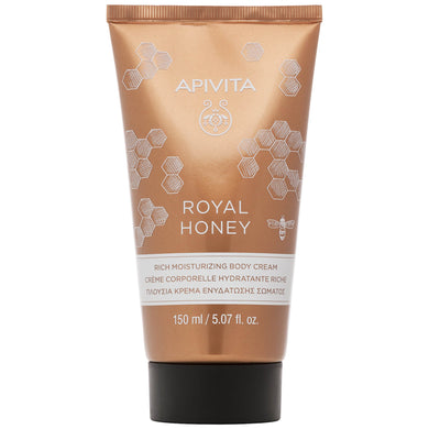 APIVITA Royal Honey Rich Moisturizing Body Cream - Indie Indie Bang! Bang!