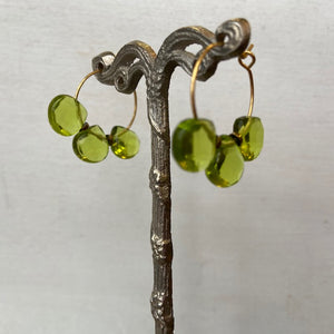 David Aubrey: Triple Wish Earrings - Indie Indie Bang! Bang!