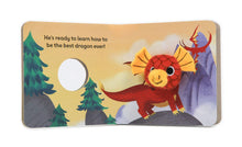 Load image into Gallery viewer, Baby Dragon: Finger Puppet Book - Indie Indie Bang! Bang!