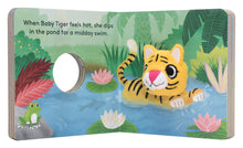 Load image into Gallery viewer, Baby Tiger: Finger Puppet Book - Indie Indie Bang! Bang!