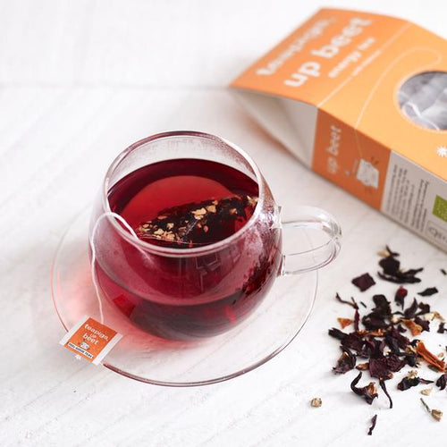 Tea Pigs - Up Beet Organic Tea - Indie Indie Bang! Bang!