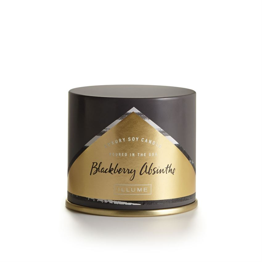 Blackberry Absinthe Candle Tin - Indie Indie Bang! Bang!