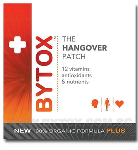 BYTOX The Hangover Patch - Indie Indie Bang! Bang!