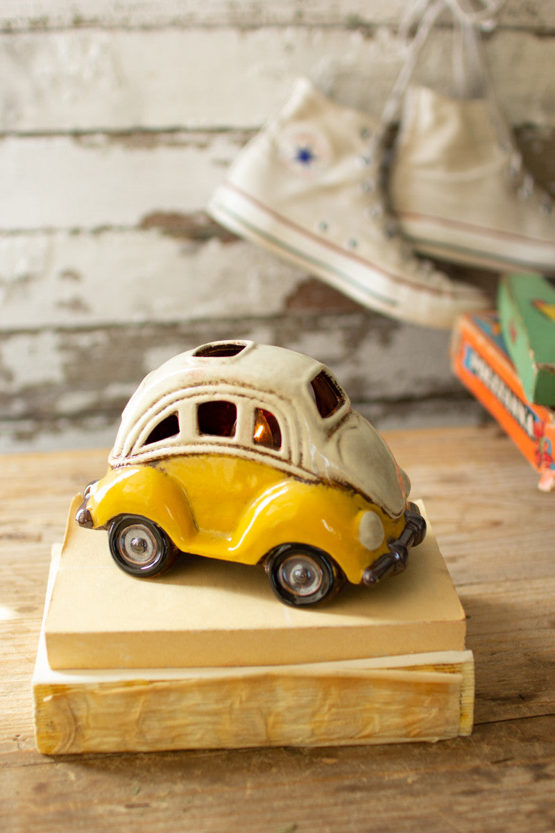 Ceramic VW Bug Light