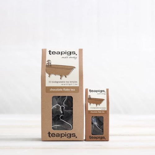 Tea Pigs - Chocolate Flakes Tea - Indie Indie Bang! Bang!