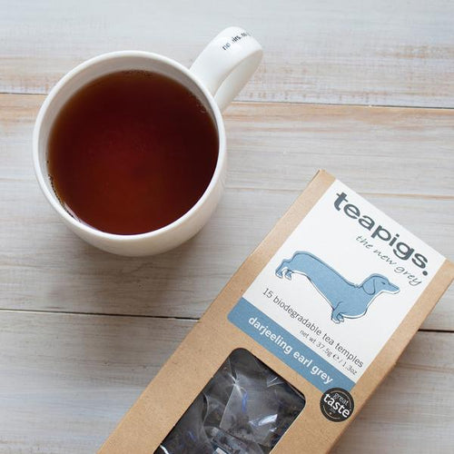 Tea Pigs - Darjeeling Earl Grey Tea - Indie Indie Bang! Bang!