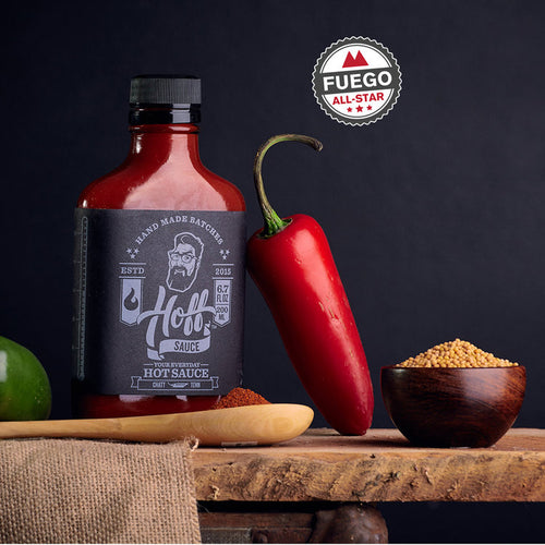 Hoff's Everyday Hot Sauce - Indie Indie Bang! Bang!
