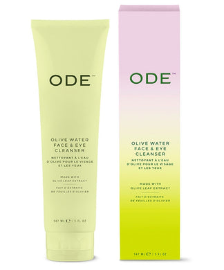 Ode Olive Water Face + Eye Cleanser - Indie Indie Bang! Bang!