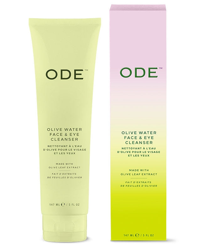 Ode Olive Water Face & Eye Cleanser - Indie Indie Bang! Bang!