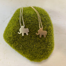Load image into Gallery viewer, Elephant Necklace - Indie Indie Bang! Bang!