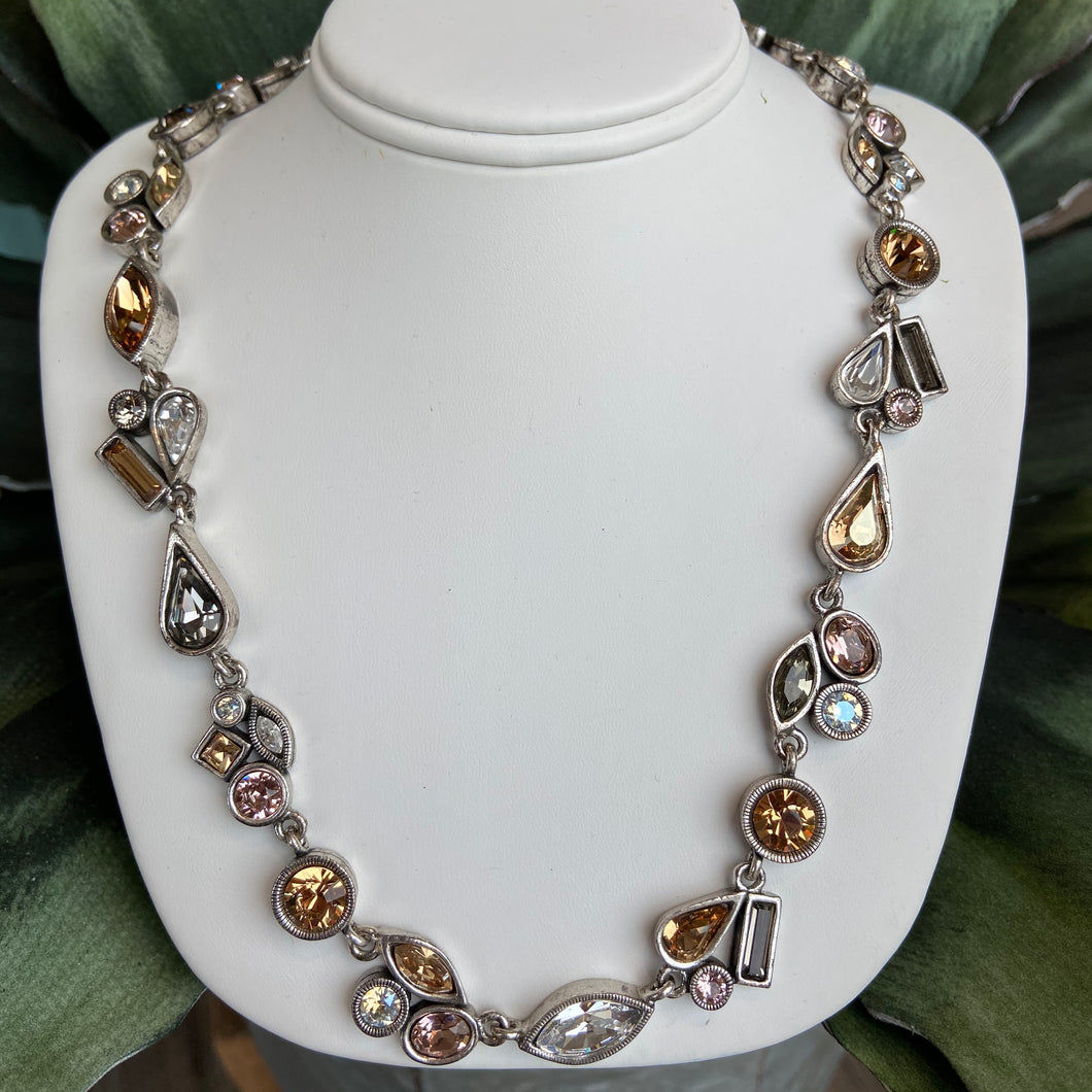 Patricia Locke: Ballet Russes Necklace in 'Champagne' - Indie Indie Bang! Bang!