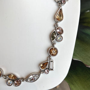 Ballet Russes Necklace in 'Champagne' - Indie Indie Bang! Bang!