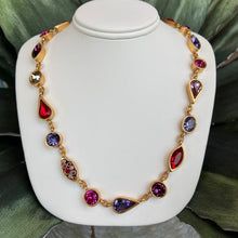 Load image into Gallery viewer, Patricia Locke: Couture Necklace in 'Tipsy' - Indie Indie Bang! Bang!
