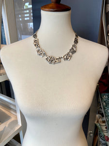 Patricia Locke: Mirror Mirror Necklace in 'Champagne' - Indie Indie Bang! Bang!