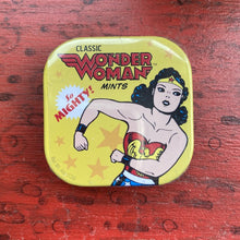 Load image into Gallery viewer, Wonder Woman Mighty Mints - Indie Indie Bang! Bang!