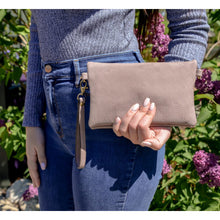Load image into Gallery viewer, Katie Crossbody Clutch Wallet