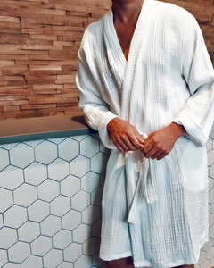 Cloud Spa Robe - Indie Indie Bang! Bang!