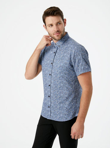 House of Love 4-Way Stretch Shirt - Indie Indie Bang! Bang!