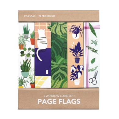 Window Garden - Page Flags - Indie Indie Bang! Bang!