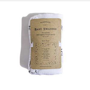 Peter Pan Swaddle Blanket - Indie Indie Bang! Bang!