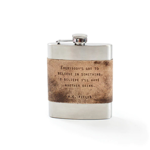 Believe in Something Flask