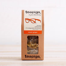 Load image into Gallery viewer, Teapigs - Sweet Ginger Tea - Indie Indie Bang! Bang!