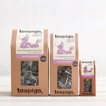 Load image into Gallery viewer, Teapigs - Jasmine Pearls Tea - Indie Indie Bang! Bang!