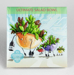 Ultimate Salad Bowl Seeds - Indie Indie Bang! Bang!