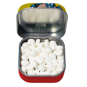 Wonder Woman Mighty Mints - Indie Indie Bang! Bang!