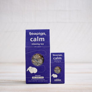 Tea Pigs - Calm Relaxing Organic Tea