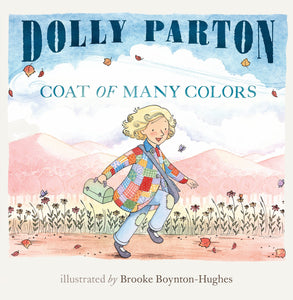 Coat of Many Colors - Hardcover Book - Indie Indie Bang! Bang!