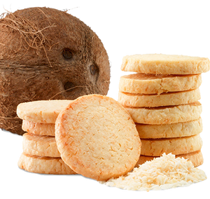 Coconut Butter Cookie - Indie Indie Bang! Bang!