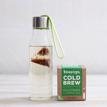 Load image into Gallery viewer, Tea Pigs - Cucumber & Apple Cold Brew Tea